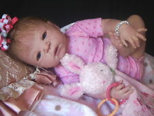SALE!  Victoria by Sheila Michael Custom Reborn Doll Little Darlins