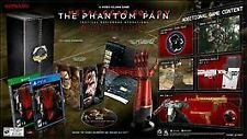 Metal Gear Solid V The Phantom Pain Collector's Edition (Xbox One) NEW FREE SHIP