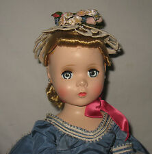 """1954 Mme Alexander 18"""" Me and My Shadow Series Victoria Doll #2030C *WOW*   MJ26"""