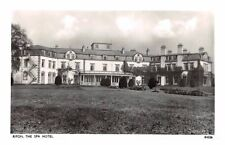 Ripon - The Spa Hotel - real photo postcard