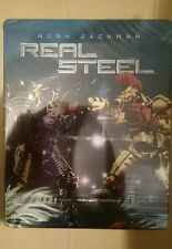 Real Steel Netherlands  steelbook brand new and sealed