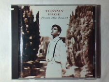TOMMY PAGE From the heart cd USA MICHAEL BOLTON ERIC CARMEN