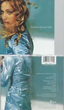 CD--MADONNA--RAY OF LIGHT