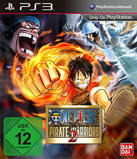 Sony Playstation 3 PS3 Spiel One Piece: Pirate Warriors 2