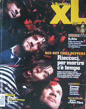 XL 9 06 Red Hot Chili Peppers Carmen Consoli Pearl Jam Fabri Fibra Kirsten Dunst