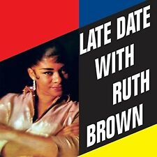 Late Date With Ruth Brown - Ruth Brown (2015, CD NEUF)