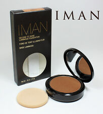 IMAN FOND DE TEINT ILLUMINATEUR SECOND TO NONE EARTH 5 , 10g MARQUE USA ZZ