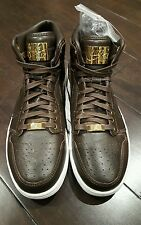 DS Air Jordan 1 Retro High OG Premium Pinnacle 'Brown Croc'(Us 9.5)with receipt