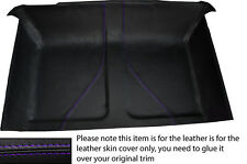 PURPLE STITCH REAR ROOF LINING HEADLINING COVER FITS LAND ROVER DEFENDER 90 110