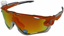 Oakley JAWBREAKER Sunglasses OO9290-09 | Atomic Orange | Fire Iridium Polarized