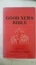 Good News Bible: Today's English Version Hardcover – 2002 by american bible soci