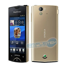 SONY ERICSSON XPERIA RAY ST18i GOLD, NUOVO, ANDROID 2.3, WIFI, BLUETOOTH, 8.1MPX