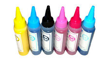 6x100ml sublimation ink for Epson aritsan 1430 1400
