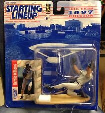 STARTING LINEUP 1997 Bernie Williams   New York Yankees NIP