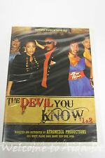 The devil you know part 1&2 DVD (Brand new sealed)