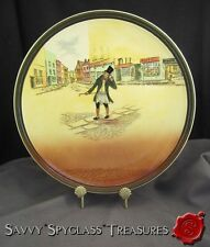 Royal Doulton Dickens Series Ware Trotty Veck Platter Charger Plate