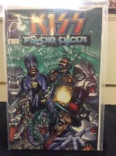 Kiss Psycho Circus First Issue First Printing Comic Book