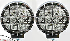 2x 12 LED Super Bright Spot Light 4x4 Sport Jeep SUV 12v Offroad NEW 12v Grill