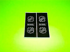 EDMONTON OILERS TORONTO MAPLE LEAFS MONTREAL CANADIENS NHL HOCKEY TEAM STICKERS