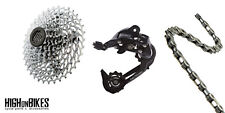 SRAM Apex Climber Kit - WiFli Rear Mech - 11-32 Cassette, 10 Speed Chain - Black