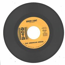 AMERICAN BREED--7'-45--(GREEN LIGHT)---VG+