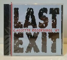Last Exit - Cassette Recordings '87 (CD, Celluloid Records, 1988) Bill Laswell