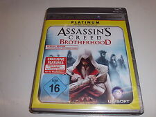 PlayStation 3  PS3  Assassins Creed Brotherhood von Ubisoft