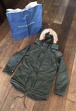 Tommy Hilfiger Coat Parka Large