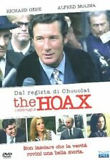 DvD  THE HOAX L'IMBROGLIO  Richard Gere........NUOVO