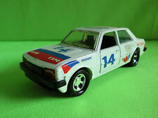 MATCHBOX  1:40?  PEUGEOT 305  K-84   RARE SELTEN IN GOOD CONDITION