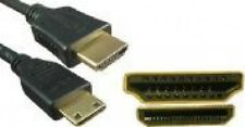 HDMI Cable for Sony MHSFS3/B MHS-TS10 DSC-HX100 MHSTS10/S MHS-TS20 NEX-VG20