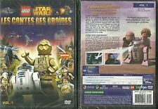 DVD - STAR WARS : LES CONTES DES DROIDES/ DESSIN ANIME NEUF EMBALLE NEW & SEALED