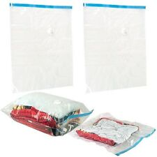 Gigantic Space Saving Vacuum Bags - NO BOX - Works With Any Household Vacuum