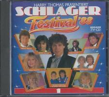V/A - SCHLAGER FESTIVAL '88 CD 17TR (ARCADE) Heino Peter Orloff Mieke Andy Borg