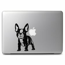 French bulldog for Macbook Air Pro Laptop Car Window Bumper Wall Decal Sticker