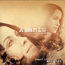 Jagged Little Pill Acoustic by Alanis Morissette (CD, Jul-2005, Maverick)