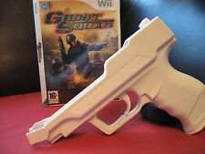 Ghost Squad Wii MEGA BUNDLE - Fantastic Light Gun Shooter Game + Gun