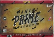 2011-12 Panini Prime Factory Sealed Hockey Hobby Box Nugent-Hopkins AUTO RC?