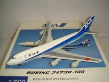 "Hogan 500 All Nippon Airways ANA B747SR-100 ""1990s Chinese Title"" NG 1:500"
