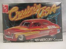AMT   '49 Mercury Coupe by Barris  Model Car Kit  NIB 1:25 scale  (715H) 2252