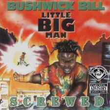 BUSHWICK BILL-LITTLE BIG MAN (CHOP)  (US IMPORT)  CD NEW