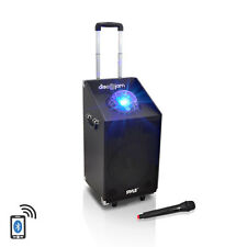 Pyle Pro Audio PWMA1594UFM Battery Powered Mobile Bluetooth Capable Speaker