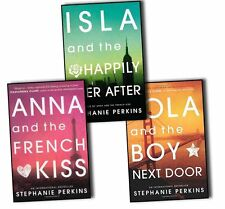 Anna & the French Kiss Stephanie Perkins 3 Books Collection Pack Set-Lola & the