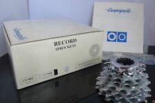 Campagnolo Super / C Record Alu 8 Speed Sprockets CS-8SR Cassette 11-18 NOS NIB