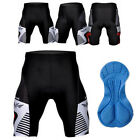 New Mens Bike Bicycle Cycling Outdoor Wear Riding Padded Shorts Pants Size M-XXL
