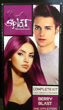 Splat - Semi Perm Hair Color, Berry Blast, Color, Bleach & Peroxide
