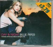 (AI419) Billie Piper, Day & Night - 2000 CD