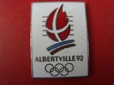 pins pin jo albertville 1992 olympique logo email modele moyen
