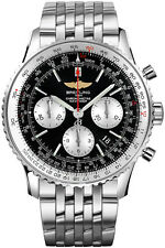 MODEL AB012721-BD09-443A | BRAND NEW AUTHENTIC BREITLING NAVITIMER 01 MENS WATCH