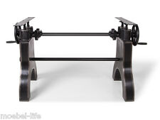 WIEN Tischgestell Tischunterteil Tischbeine Höhenverstellbar Industriedesign 110